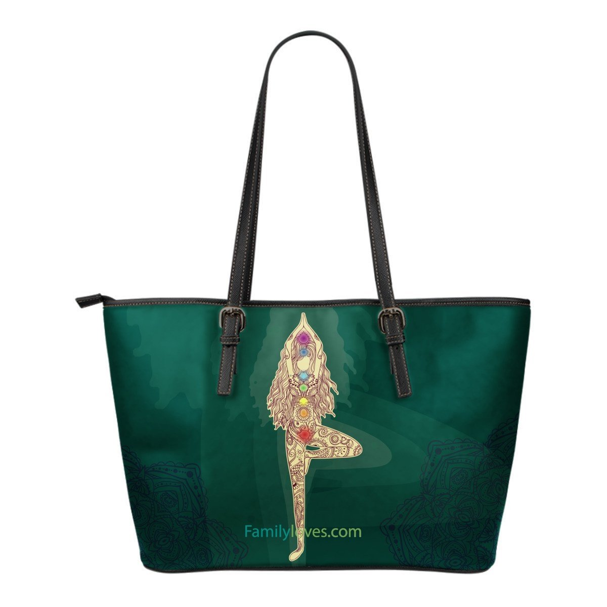 Yoga Small Leather Bag