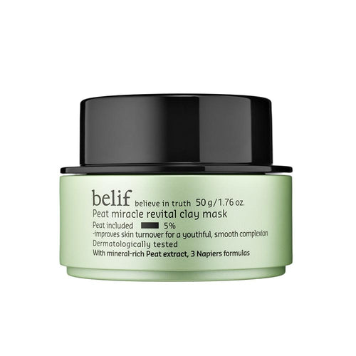 Peat miracle revital clay mask