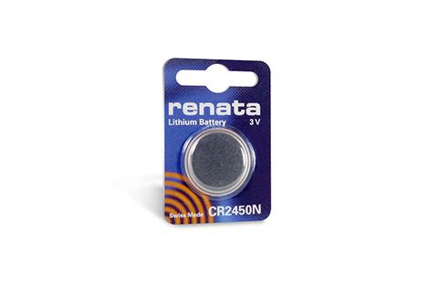 Battery Renata CR2450N for power2max Classic