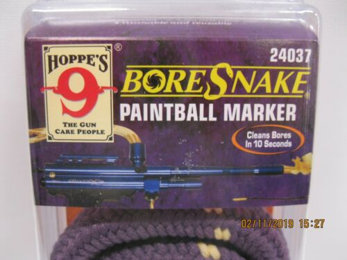 HOPPE'S 9 Bore Snake Paintball Marker * MADE IN USA