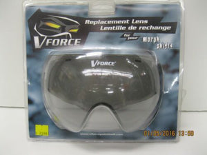 V Force Morph Shield Replacement Lens Smoke NEW* NOS *