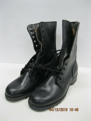 USGI Leather Combat Boots 3.5W * Running W * Flying W * Includes insert