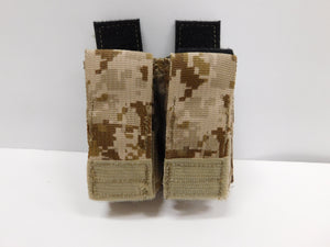 Eagle Ind AOR1 Double M9 Mag Pouch With Kydex * RARE * NOS