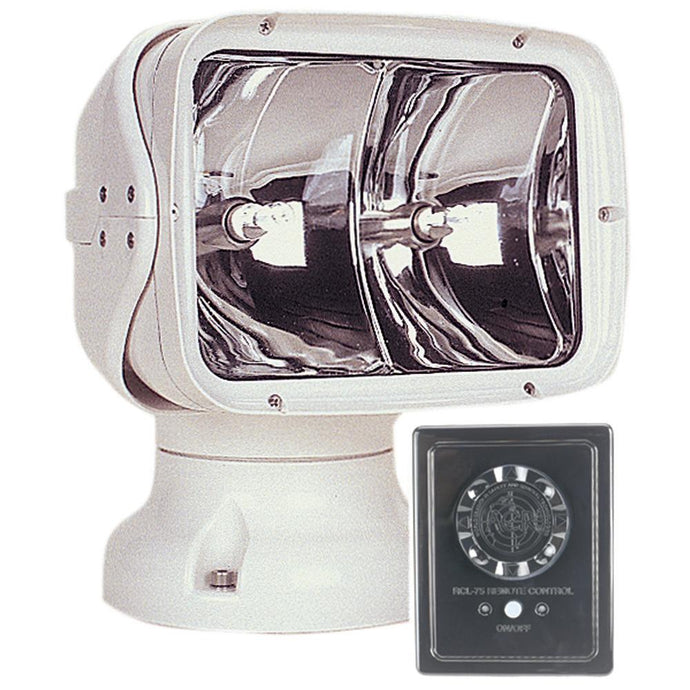 ACR RCL-75 Searchlight w-Point Pad™ - 180,000 Candella - 12V