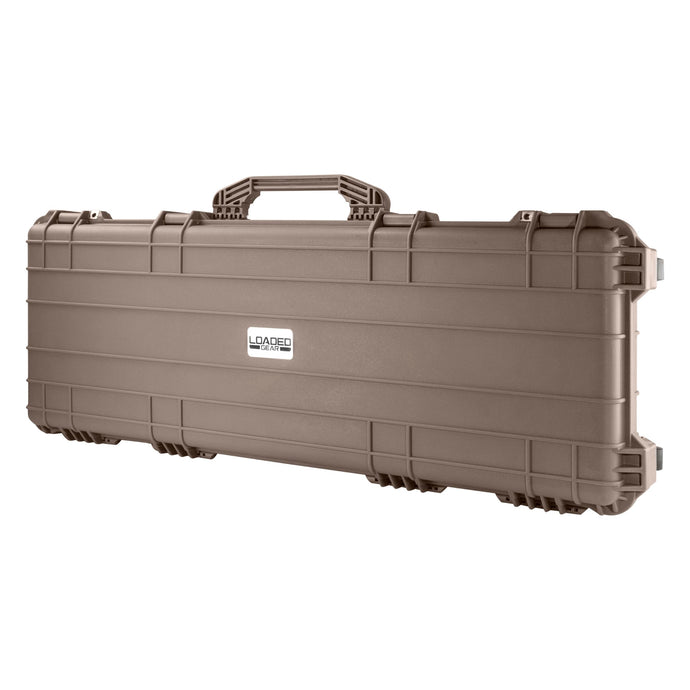 Loaded Gear Ax-600 Hard Case, Dark Earth