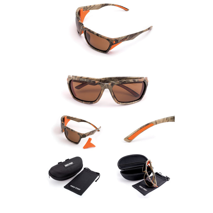 Cold Steel Battle Shades Mark III - Cammo Polarized