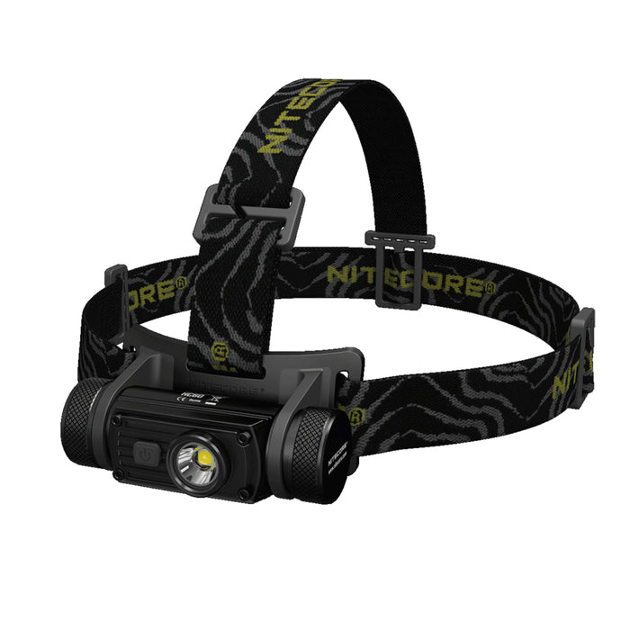 Nitecore HC60 Rechargeable Headlamp with Cool White