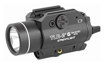 Strmlght Tlr-2 G Rail Mnt Light-lsr