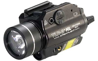 Strmlght Tlr-2 Hl Rail Mnt Light-lsr