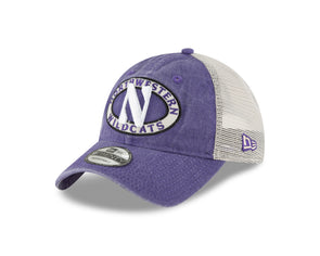 Northwestern Wildcats Patched Cap