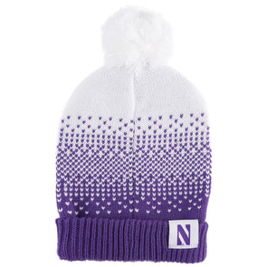 Northwestern Wildcats Frosty Knit