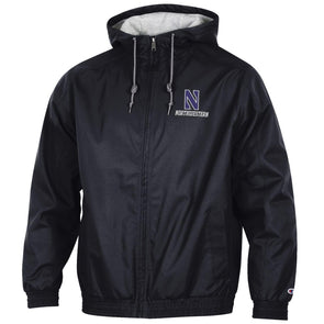 Northwestern Wildcats Victory Jacket-Black