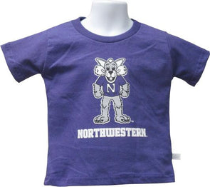 Northwestern Wildcats Willie Infant Tee