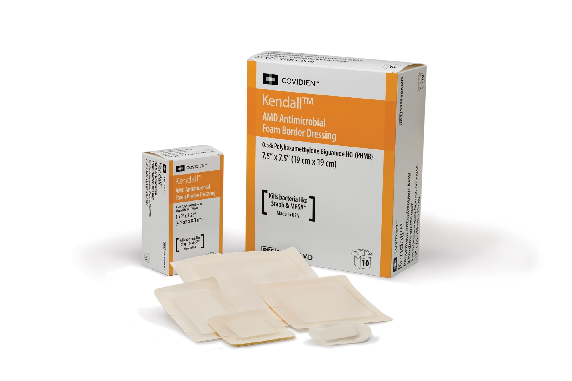 Kendall™ AMD Foam Dressings