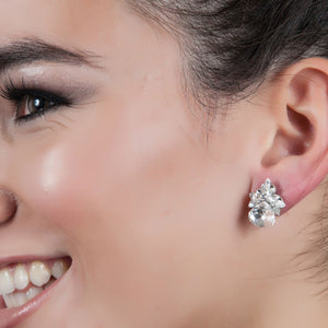 Martine Earrings-earrings-Justine M. Couture-Happily Ever Borrowed