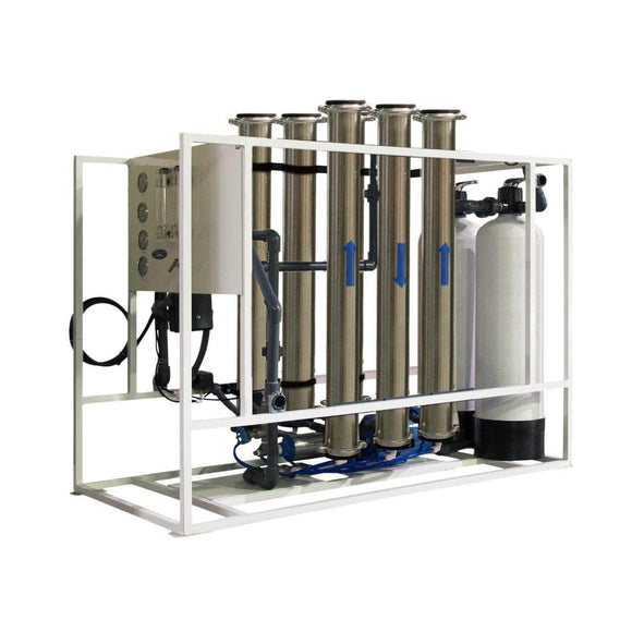 Crystal Quest 10,000 GPD Reverse Osmosis Filter System Water Filters To Go