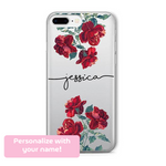 Personalizable Roses Case