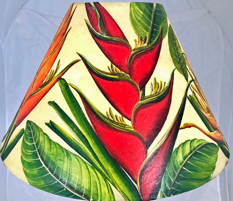 Heliconia Shade - 16 INCH Medium