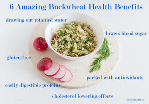 6 Amazing Buckwheat Health Benefits