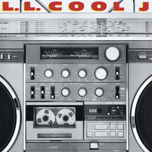LL Cool J ‎– Radio - LP, Album, Reissue, 180g - Flashlight Vinyl - Turntable Music