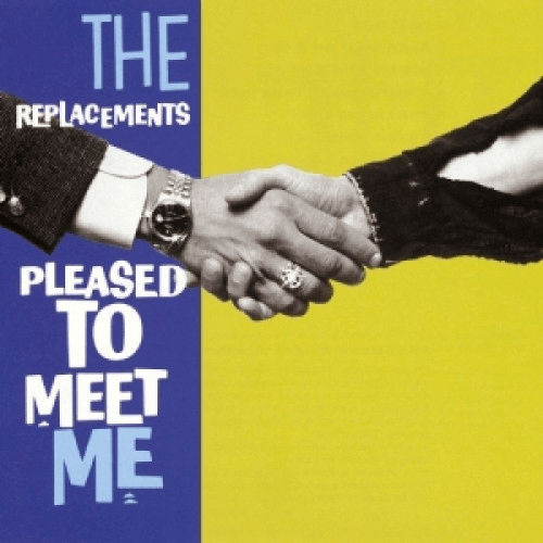 The Replacements ‎– Pleased To Meet Me - Reissue - Flashlight Vinyl - Turntable Music