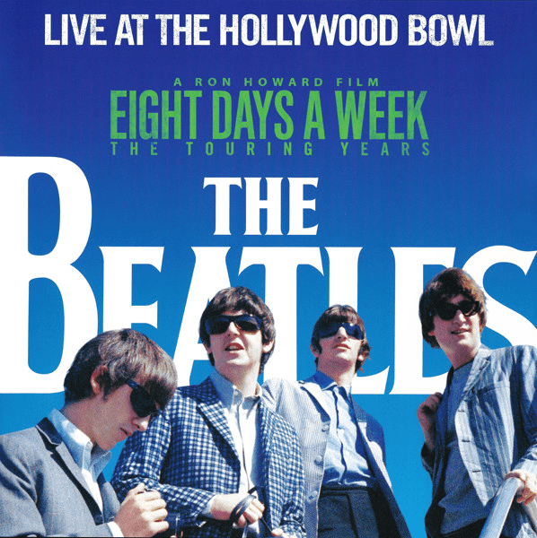 The Beatles ‎– Live At The Hollywood Bowl