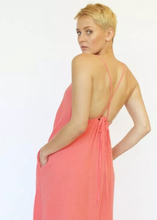 Load image into Gallery viewer, V-Neck Dress - Coral