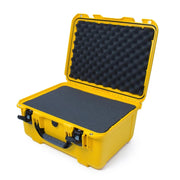 Nanuk 933 Yellow with Cubed Foams