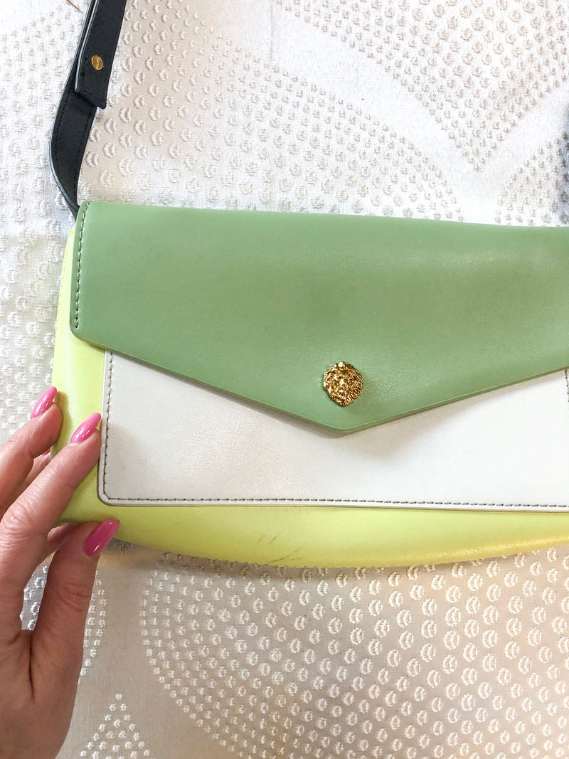 Thrifted Convertible Handbag : The Anne Bag