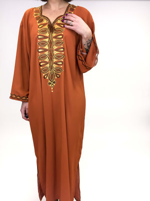Vintage Kaftan : One Size : The Glow Kaftan
