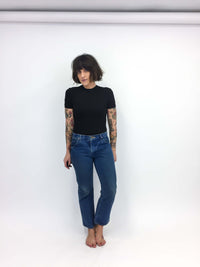 Vintage Denim Wrangler Jeans : XS Small Petite : The Husky Jeans