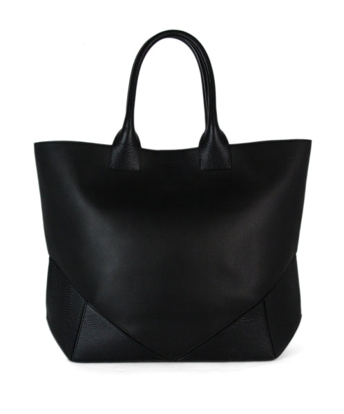 Givenchy Black Leather Easy Medium Tote 1