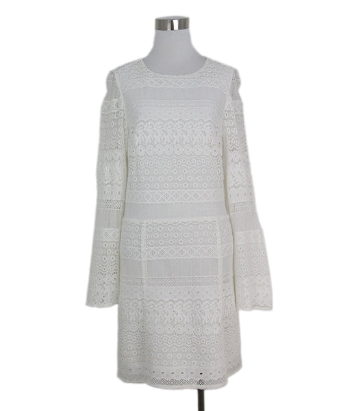 Rebecca Minkoff white crochet dress 1