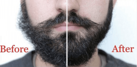 Beard and Hair Straightening Comb For Men