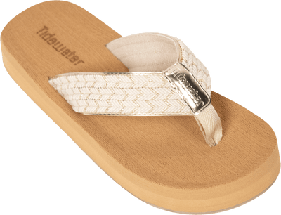 North Beach Gold - Tidewater Sandals