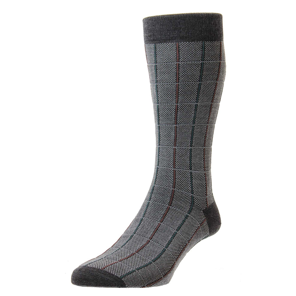 Pantherella Bainbridge Grey