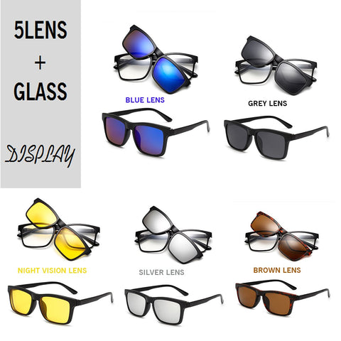 5in1 sunglasses