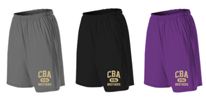 CBA- Performance Pocket Short
