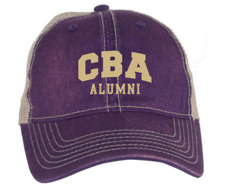 CBA- Alumni Adjustable Hat