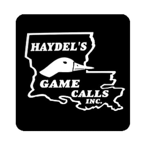 ST 1 Haydel Logo Decal