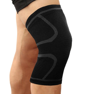 Running Cycling Knee Support Braces Elastic