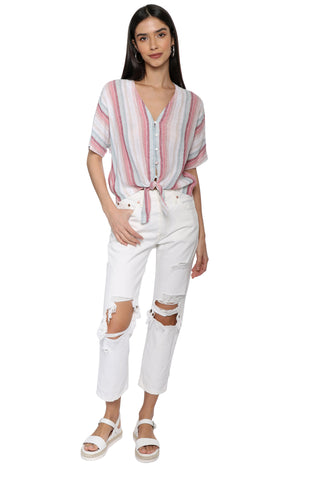 Rails Thea Blouse Tropics Stripe