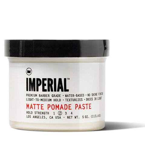 Imperial Barber Matte Pomade Paste 5 oz