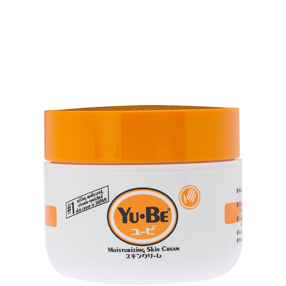 Yu-Be Skin Moisturizing Cream Jar