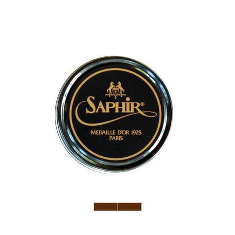 Saphir Medaille D'Or Wax Polish 50mL - Middle Brown