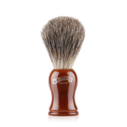 Mixed Badger Shaving Brush - Rosewood