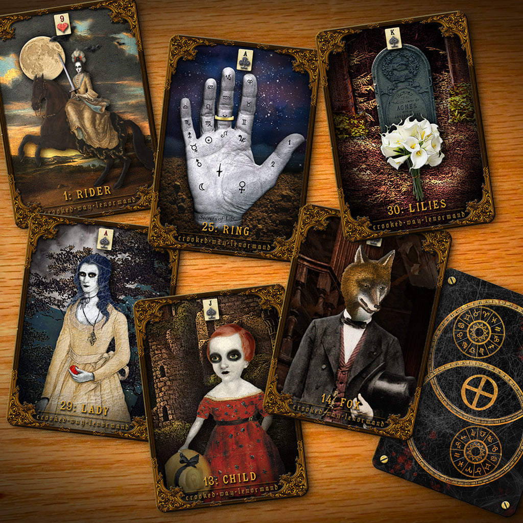 Crooked Way Lenormand