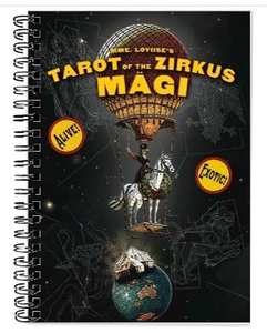 ZIRKUS MAGI Tarot Journal