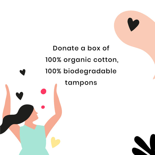 Donate Sanitary Products