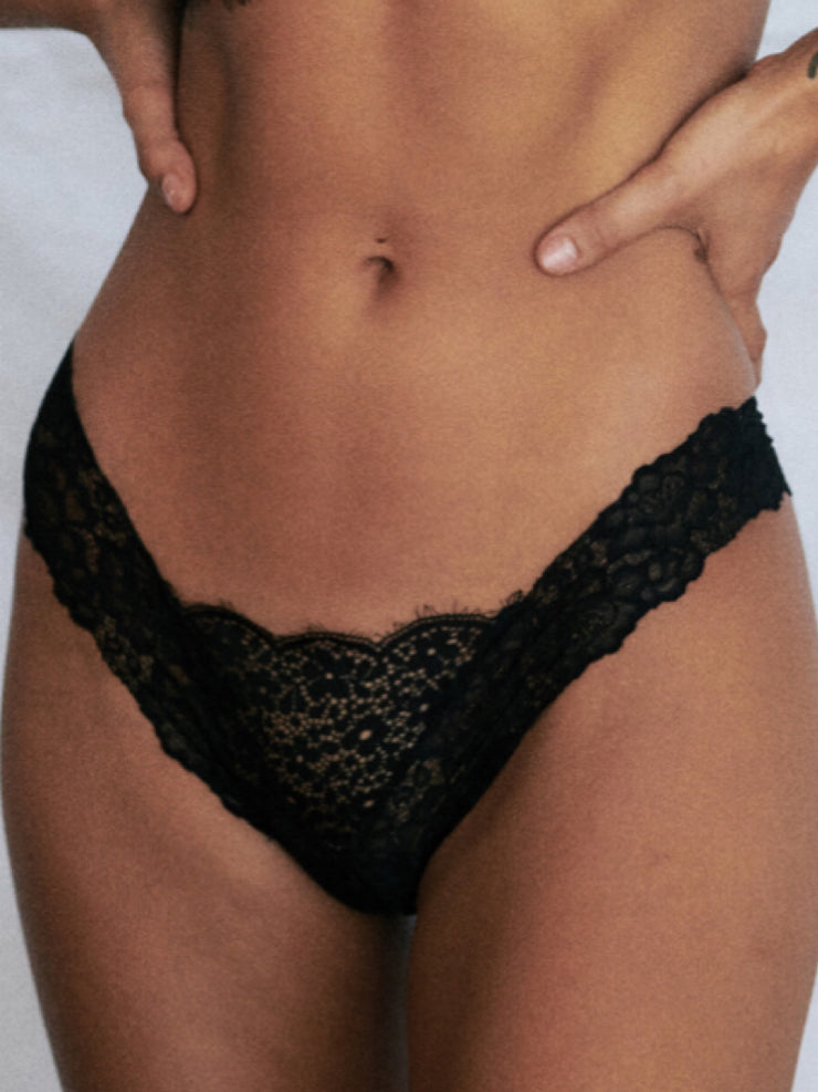 Datenight Panty - Black